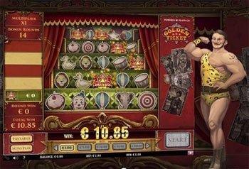 Golden-Ticket-spilleautomat