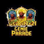 Golden genie icon 2