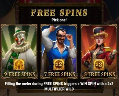 Golden ticket 2 Bonusspill og gratisspinn