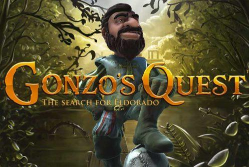 Gonzos Quest automat