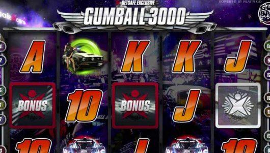 Gumball 3000 automat