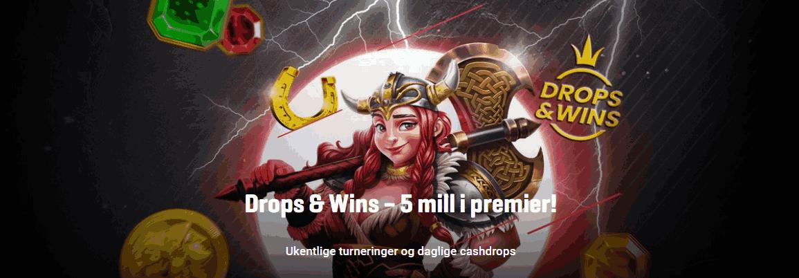 Guts Casino Norge kampanjer