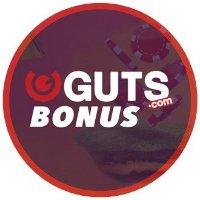 Bonus på innskudd hos Guts Casino.