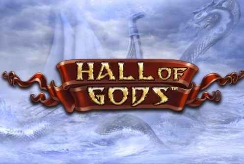 Hall of Gods automat jackpot
