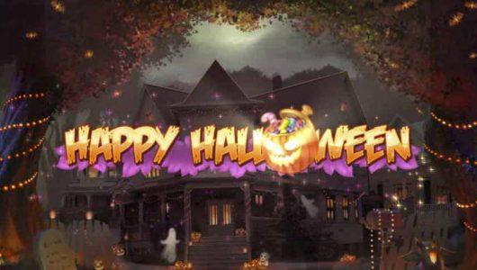 Happy Halloween automat