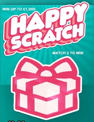 Happy Scratch Førsteinntrykket