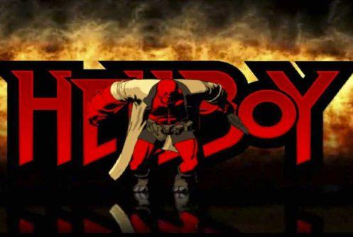 Hellboy automat