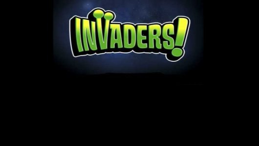 Invaders automat