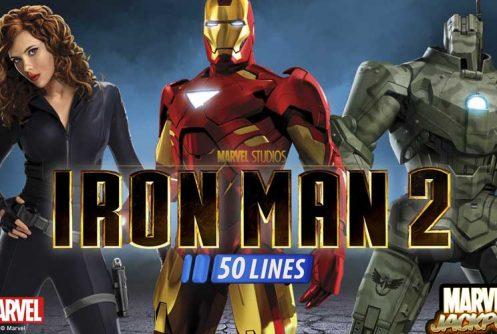 Iron Man 2 automat