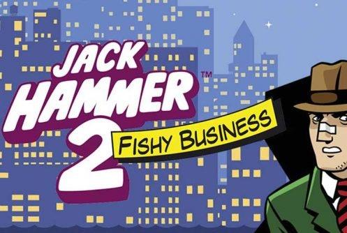 Jack Hammer 2 automat