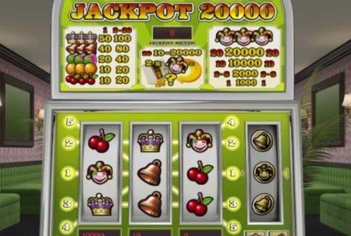 Jackpot 20000 automat