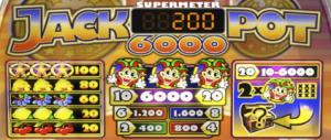 Jackpot 6000 Supermeter