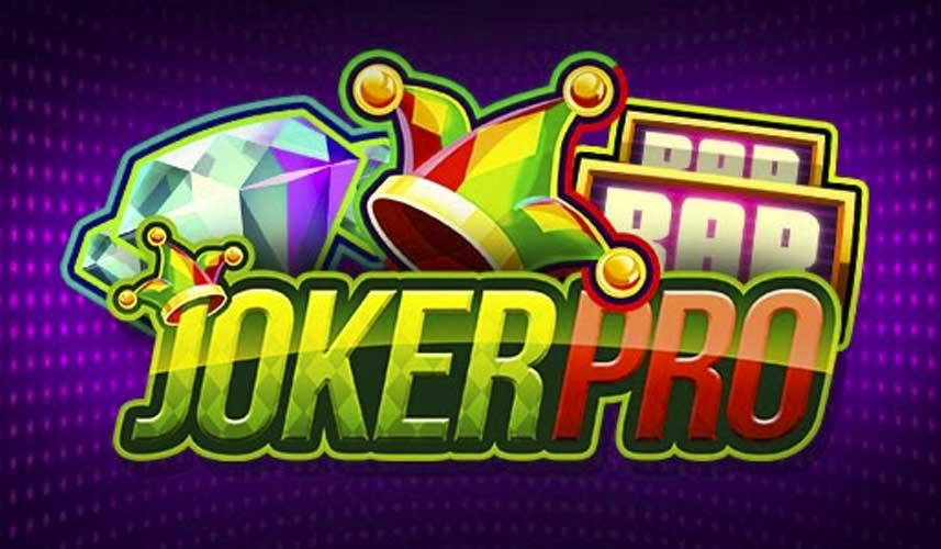 Joker Pro automat
