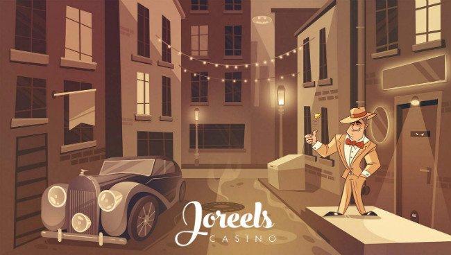 Joreels er et nytt nettcasino.