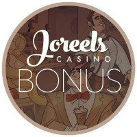 Casino bonus hos Joreels.