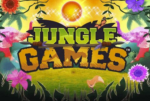 Jungle Games automat