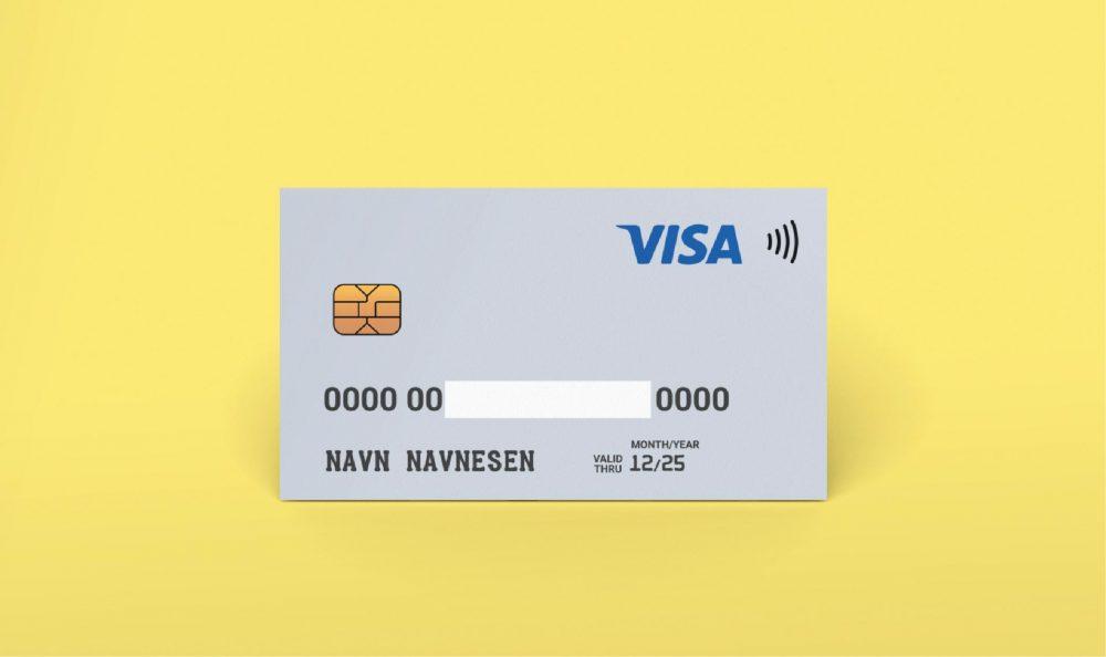 KYC bankkort foran eksempel