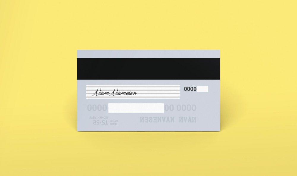 KYC prosess eksempel bankkort bak