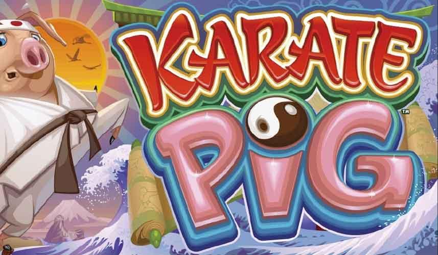 karate pig automat