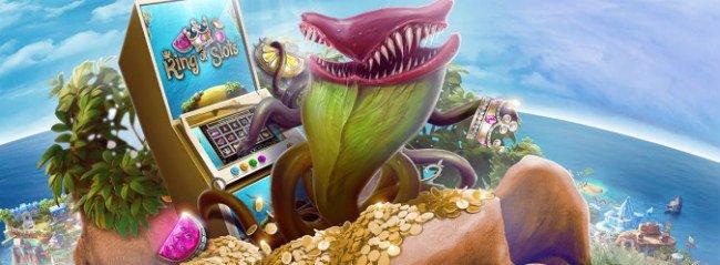 King of Slots er en spilleautomat.