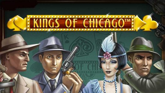 Kings of Chicago automat