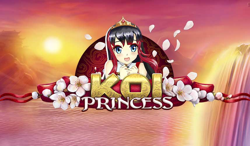 Koi Princess automat