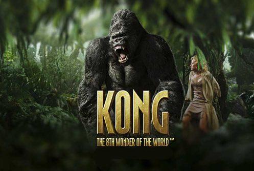 Kong automat