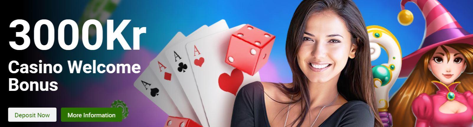 LSbet casino velkomstbonus