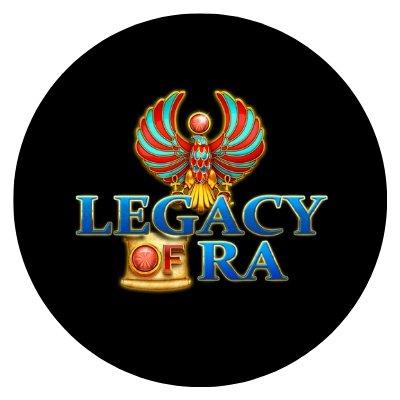 Legacy of Ra MegaWays - rundt bilde.