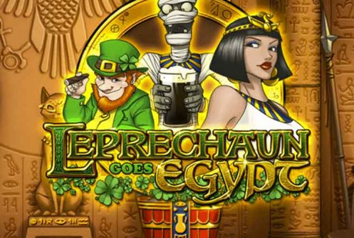 Leprechaun Goes Egypt automat