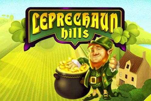 Leprechaun Hills spilleautomat