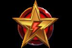 Lightning joker symbol 3