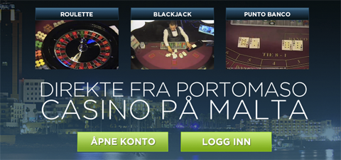 Live Casino NorskeAutomater