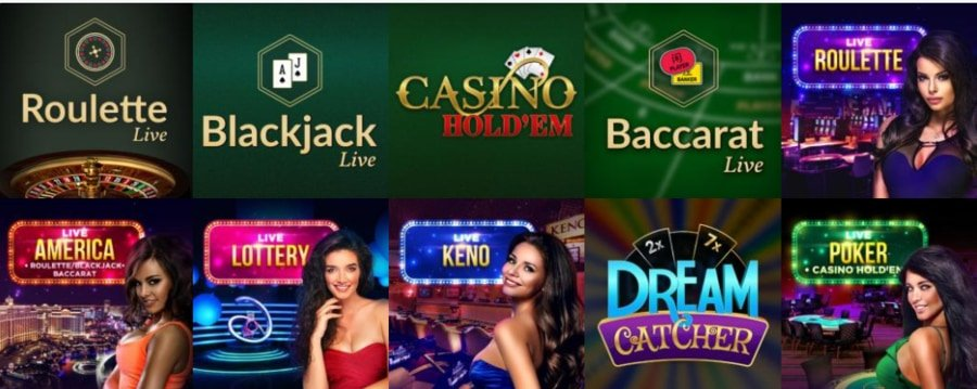 Live Casino Vulkan Vegas