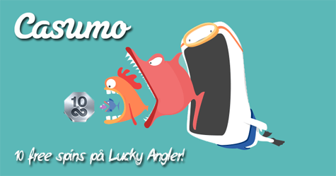 Lucky Angler free spins