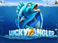 Spill Lucky Angler hos SlotsMillion