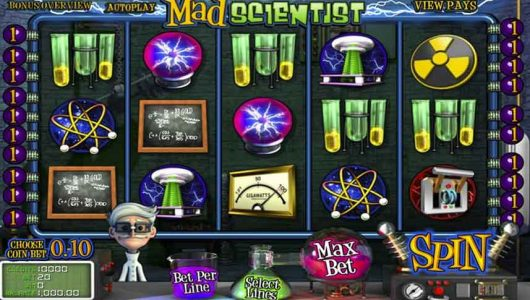 Mad Scientist automat