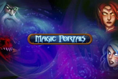 magic portals automat