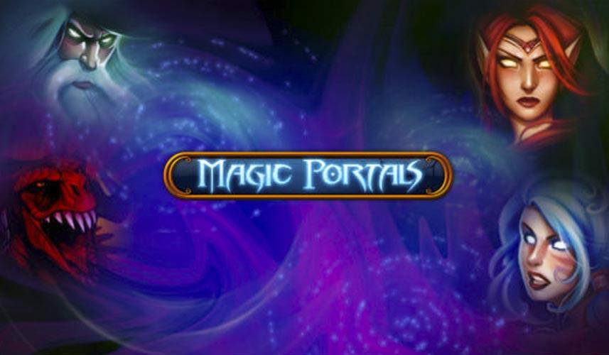 magic portals automat