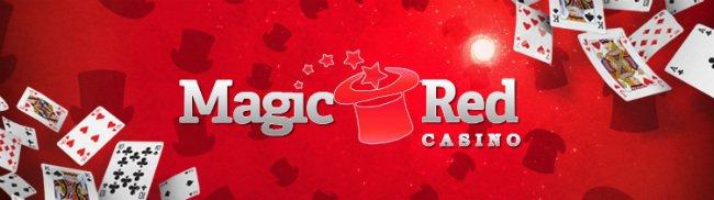 MagicRed er et casino på nett.