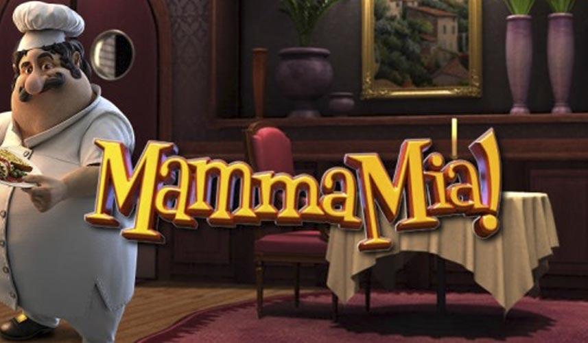 Mamma Mia spilleautomat