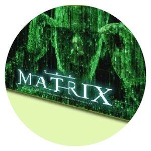 Matrix - rundt bilde