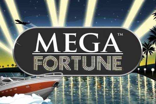 Mega Fortune automat