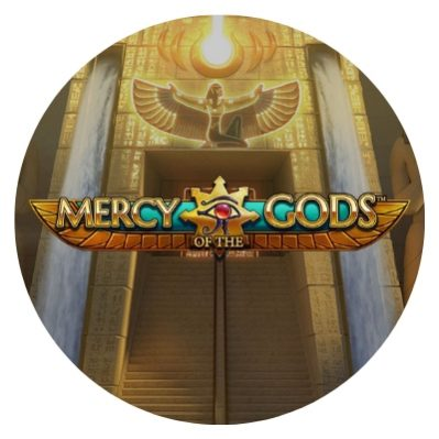 Mercy of the Gods- rundt bilde.