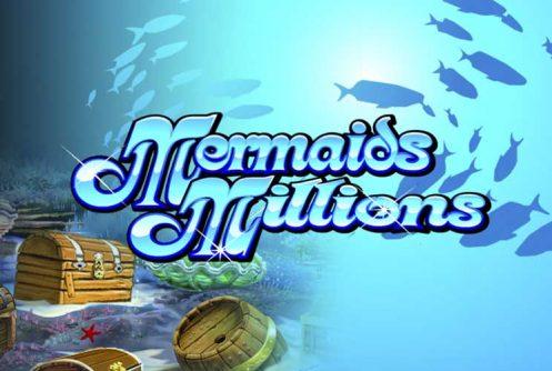 Mermaids Millions automat