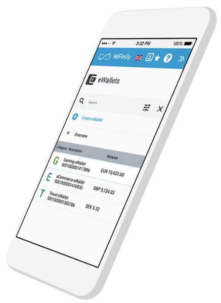 Mifinity app