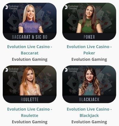 Moi Live Casino