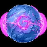 MonsterPop Horizontal splitter symbol