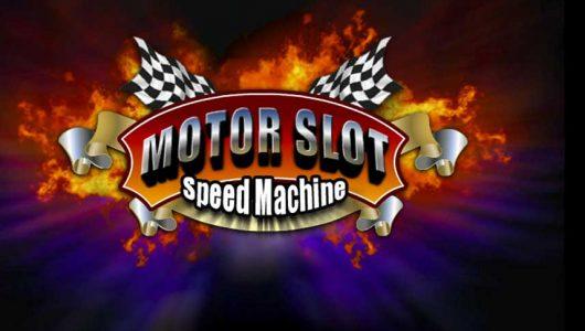 Motor Slot automat