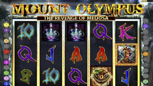 Mount Olympus automat